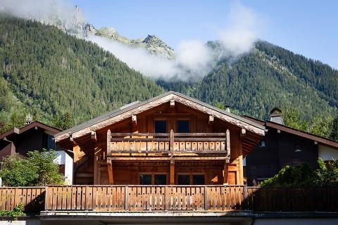 Chalet La Chaumière Chamonix